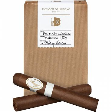 Davidoff LE White Edition 2012 Robusto