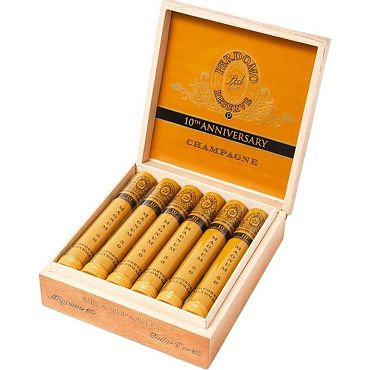 Perdomo Reserve 10th Anniversary Magnum Champagne Tubos
