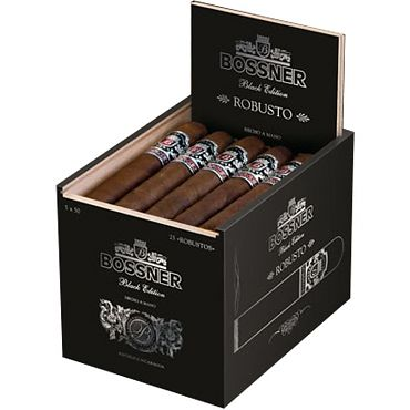 Bossner Black Edition Robusto